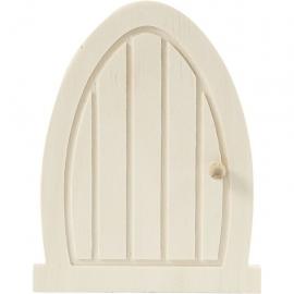 Puerta madera, 1ud