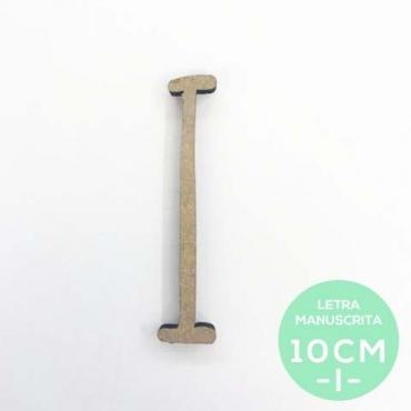 I-LETRA MANUSCRITA (10cm)