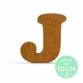 LETRA J DM 10CM