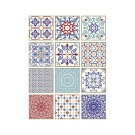 Papel de Arroz TILES BALDOSAS MIX