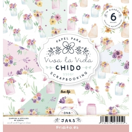 SET PAPELES - JARS by CHIDO