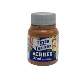 PINTURA TEXTIL ACRILEX - CHOCOLATE