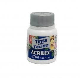 PINTURA TEXTIL ACRILEX - BLANCO