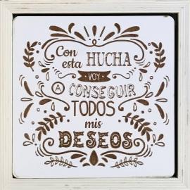 HUCHA DESEOS