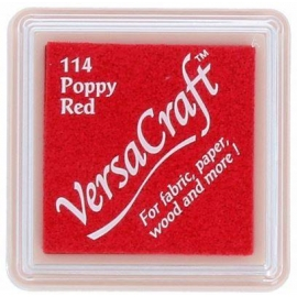 TINTA VERSACRAFT POPPY RED