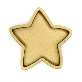 Shaker 10-12 cm Estrella