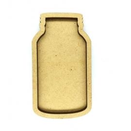Shaker 10-12 cm Tarro