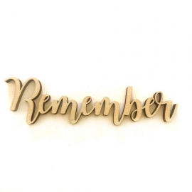 PALABRA REMEMBER 6-9CM