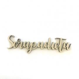 PALABRA SCRAPADICTA 6-9CM