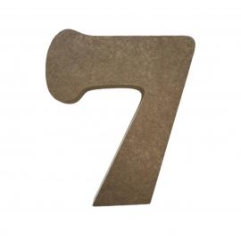 NUMERO 7 COOPER 19CM