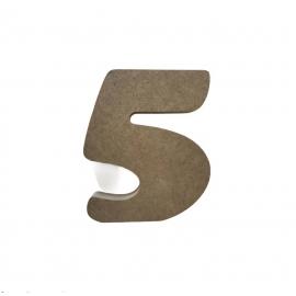 NUMERO 5 COOPER 10CM