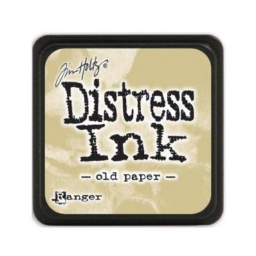 DISTRESS MINI OLD PAPER