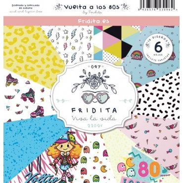 SET PAPELES - VUELTA A LOS 80's