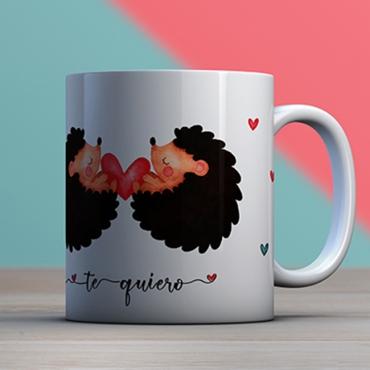 Taza - IN LOVE - TQ