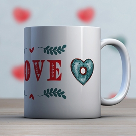 Taza - IN LOVE - LOVE