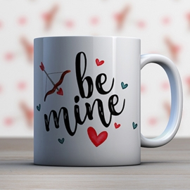 Taza - IN LOVE - BE MINE