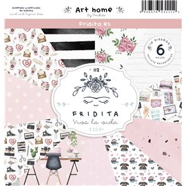 SET PAPELES -ART HOME