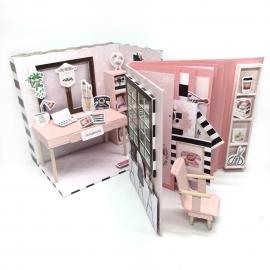 KIT MATERIAL + CURSO ONLINE SCRAPROOM ART HOME