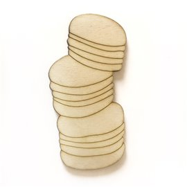 SILUETA 10cm SWEET BAKERY- MACARONS