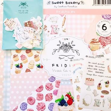 Kit Sweet Bakery Esencial