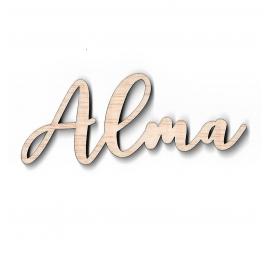 PALABRA ALMA