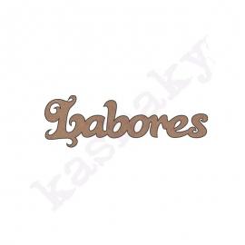 PALABRA LABORES