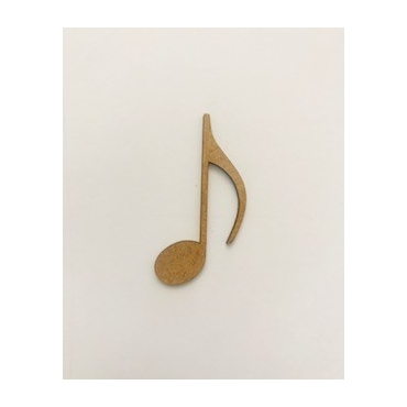 NOTA MUSICAL 1,4x5cm