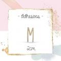 Letras 2cm Adhesivas