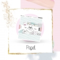 Sets papel Scrapbooking Fridita